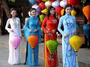 An elegant symbol of Vietnamese culture - Vietnam News - Vietnam ...